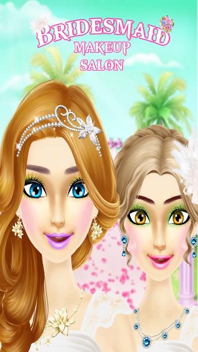 Bridesmaid Makeup Salon Pro screenshot 3
