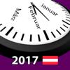 2017 Österreicher Feiertagskalender