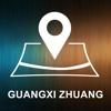 Guangxi Zhuang, Offline Auto GPS xingping guangxi