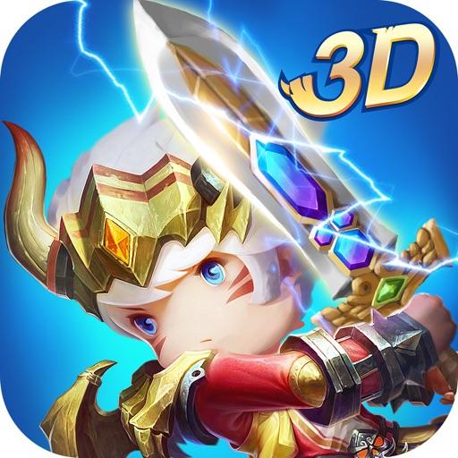 魔灵之剑 - 3D青春魔幻手游