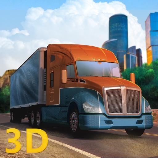 Semi Truck 4x4 Off-road Race Simulator Full iOS App