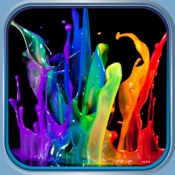 Splish Splash Color Backgrounds