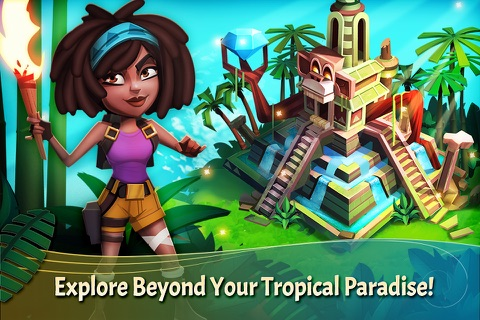 FarmVille: Tropic Escape screenshot 2