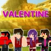 Valentine Skins for Minecraft Pocket Edition pocket edition