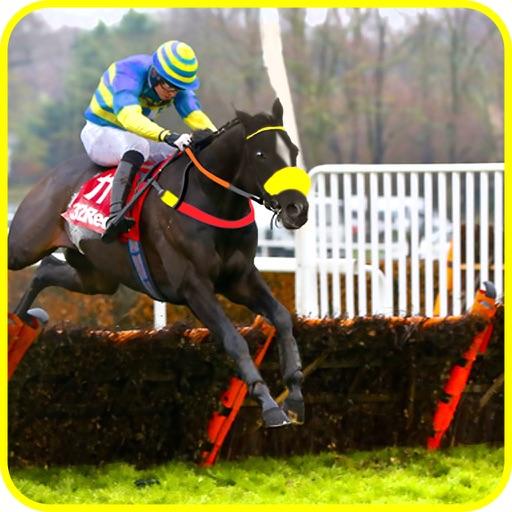 Wild Derby Riding - Horse Race iOS App