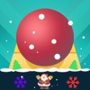 Rolling Sky : Free Level 16 Christmas Game