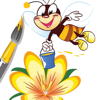 Bee Coloring Book Games For Kids Version Wiki