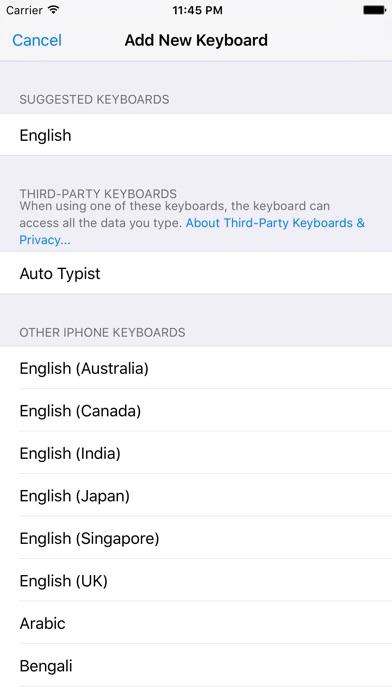 download Auto Typist apps 0