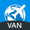 Vancouver Travel Guide with Offline Street Map