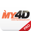My4D PRO - Live Result for Magnum,Toto,Damaci,etc