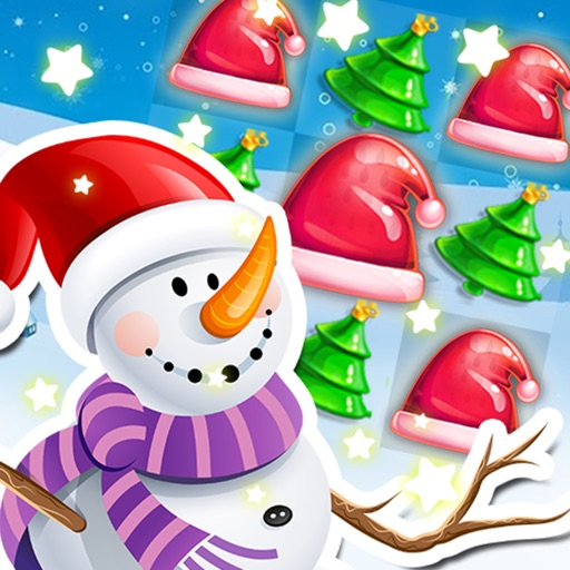 Christmas Match 3 Free - Puzzle Game iOS App