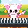 早教音樂寶寶樂感培養-幼兒園寶寶彈鋼琴