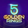 SBS Broadcasting - 5 Golden Rings NL kunstwerk