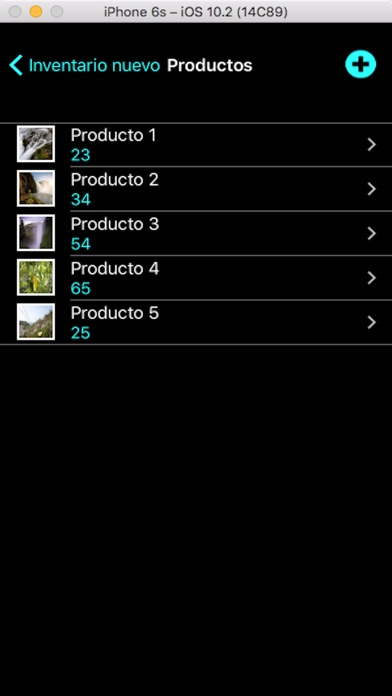 Screenshot von MyStock5