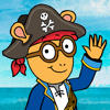 Arthur's Story Maker: Pirates – FREE Kids App Wiki
