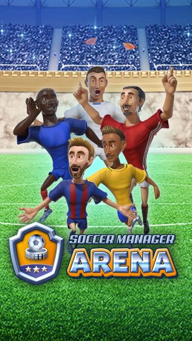Soccer Manager Arena Screenshot