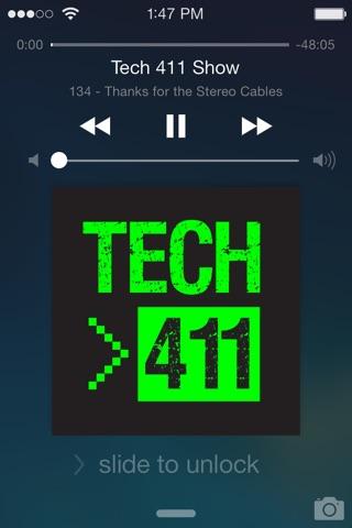 Tech 411 Show screenshot 4