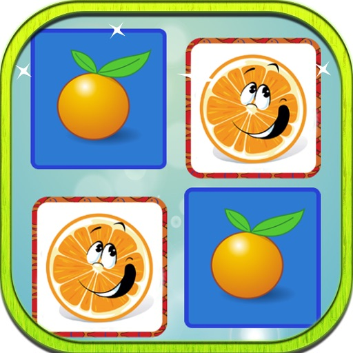 Fruits Memory Game For Kids & Adults iOS App