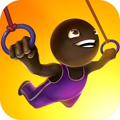 Sticked Man Gymnastics - Sport Challenge iOS App