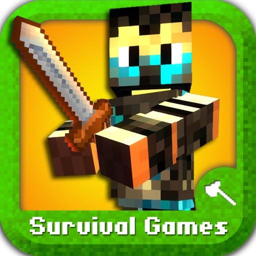 生存游戏:Survival Games – Mine Mini Game With Multiplayer