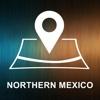 Northern Mexico, Offline Auto GPS