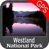 Westland National Park GPS charts Navigator
