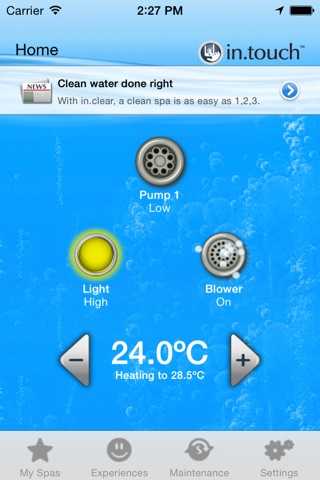 in.touch™ world edition screenshot 2