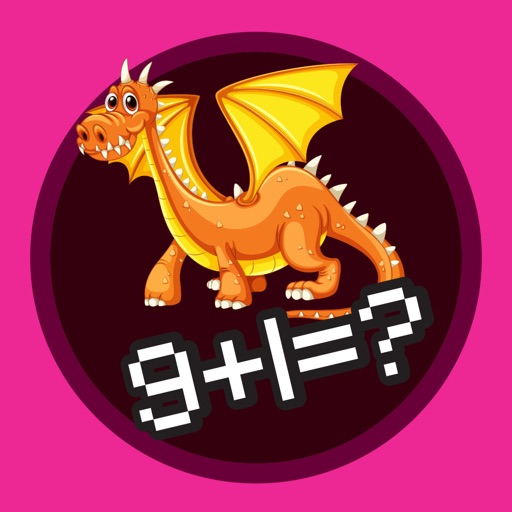 Dragon Lords Math: Puzzle Vale Fun for Kids iOS App