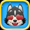 HuskyMoji - Siberian Husky Emojis Keyboard