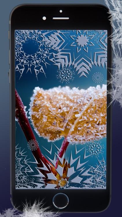 winter wallpaper ice snow background s hd app by stevan petrovic rh appadvice com