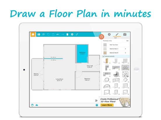 RoomSketcher Home Designer On The App Store