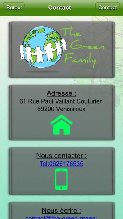 The Green FamilyCapture d'écran de 4