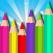 画画游戏—儿童单机涂鸦画画板