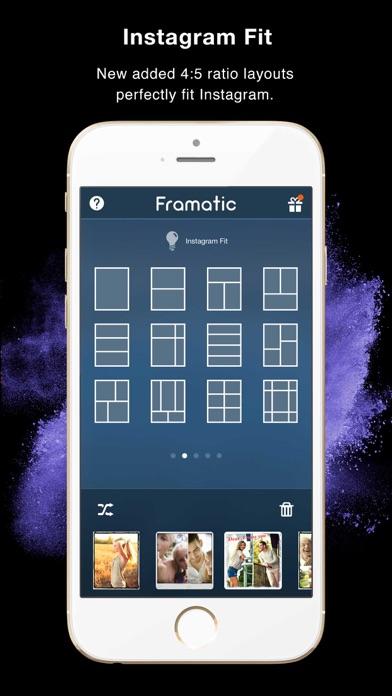 Framatic Pro - Photo Collage Screenshots