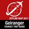 Geiranger 旅遊指南+離線地圖
