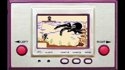 Octopus LCD Game screenshot1