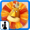 Apl The Lion & the Mouse - Library of Miss Gadish percuma untuk iPhone / iPad