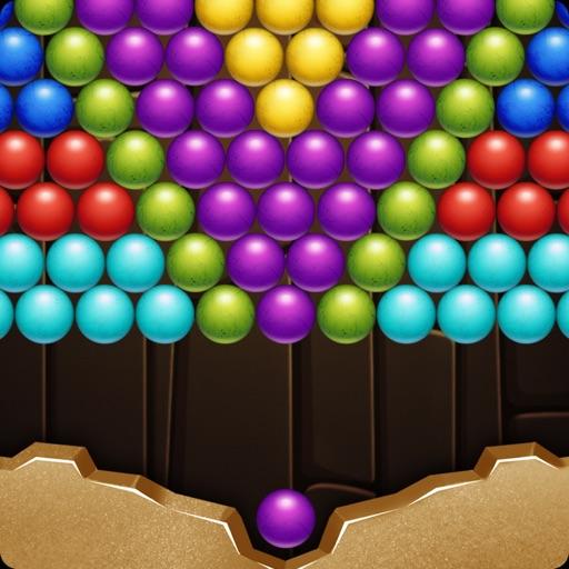 Bubble Shooter Mania! iOS App