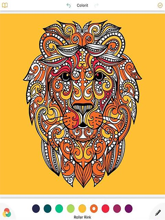 App Shopper Coloring Book Animal For Adults Pigment