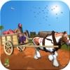 Horse Cart Riding 3D - Pro