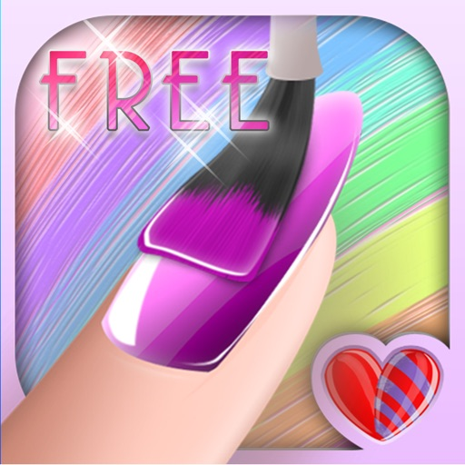 Nail Salon Free - Art Manicure & Makeover Designs iOS App