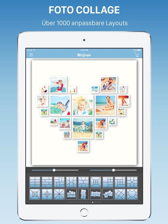 Foto collage app iphone kostenlos