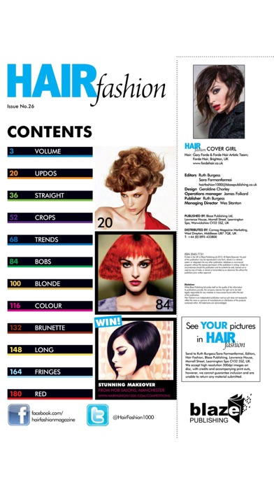 Hair Fashion review screenshots