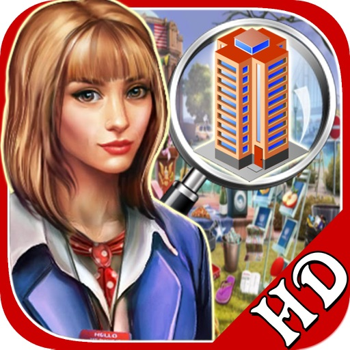 Free Hidden Objects:Magic Tower iOS App