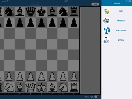 v-Chess на iPad