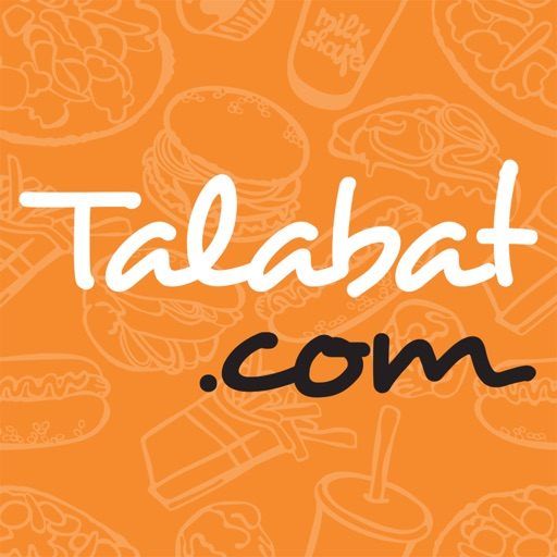 Talabat: Food Delivery App Icon