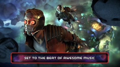 Guardians of the Galaxy TTG screenshot 3