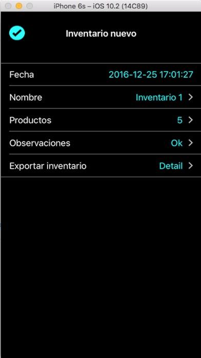 Screenshot von MyStock4