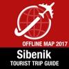 希贝尼克 旅遊指南+離線地圖