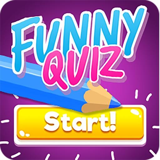 Funny Quiz iOS App